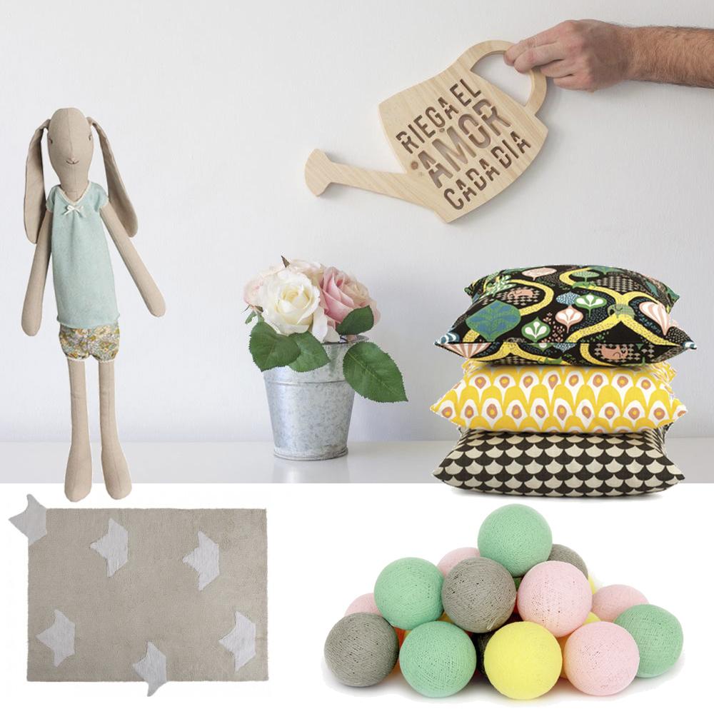 Ideas para la habitación de los niños. decoracion dormitorio infantil 02