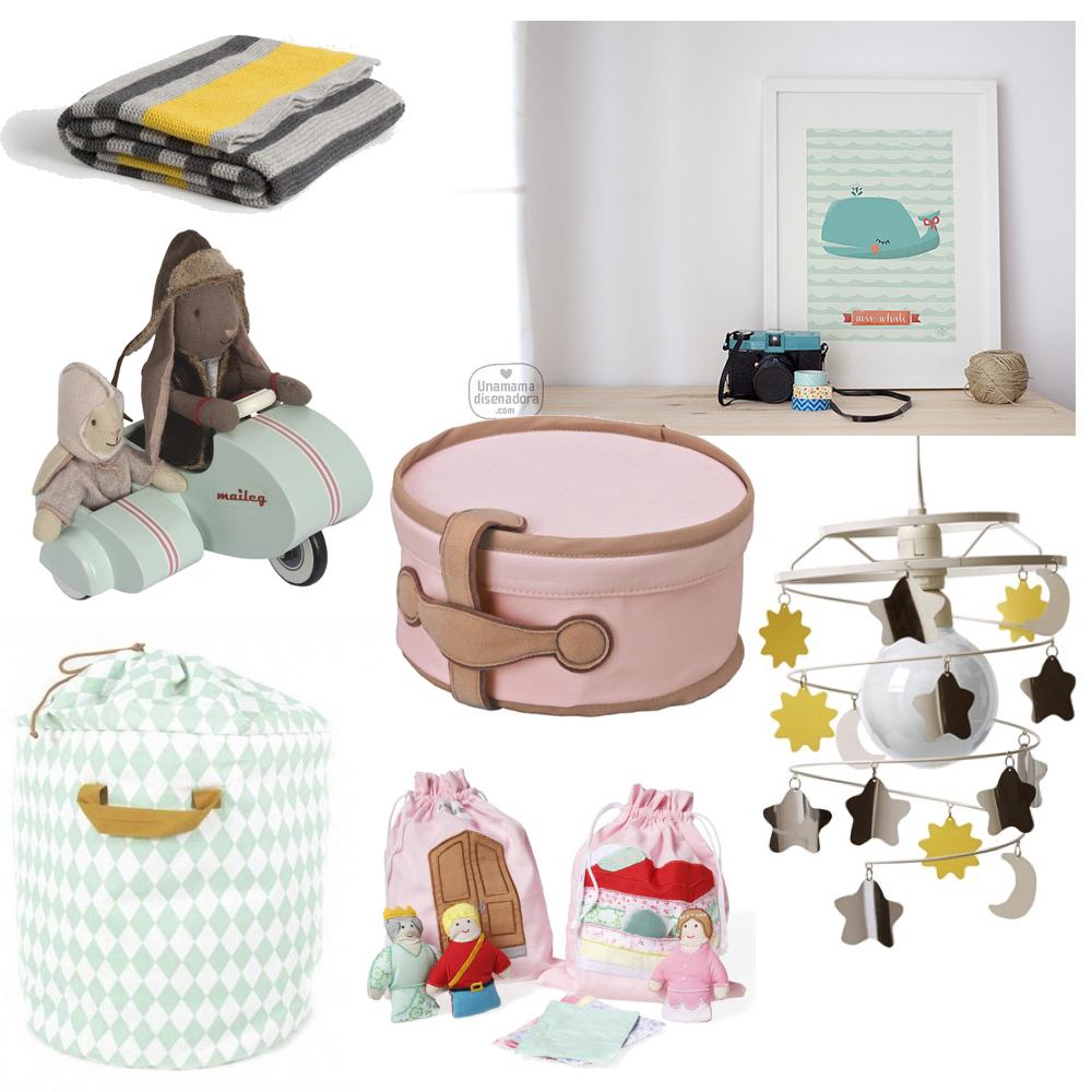 Ideas para la habitación de los niños. ideas decoracion infantil