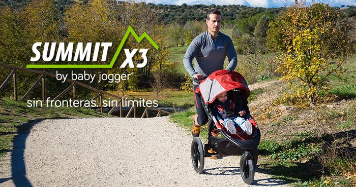 Babyjogger Summit X3 ambience