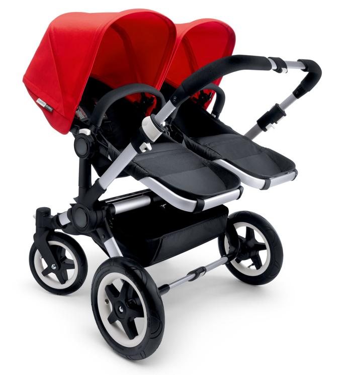 Bugaboo donkey el gemelar que se adapta mamis y beb s - Altura para ir sin silla en el coche ...