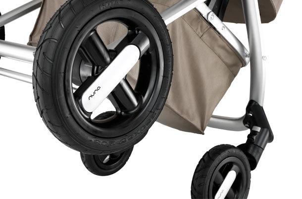 Nuna Ivvi ruedas