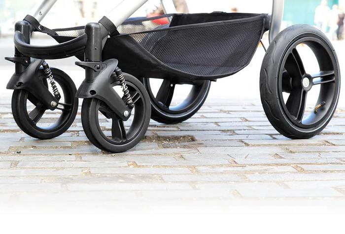 Phil Teds Smart Lux ruedas