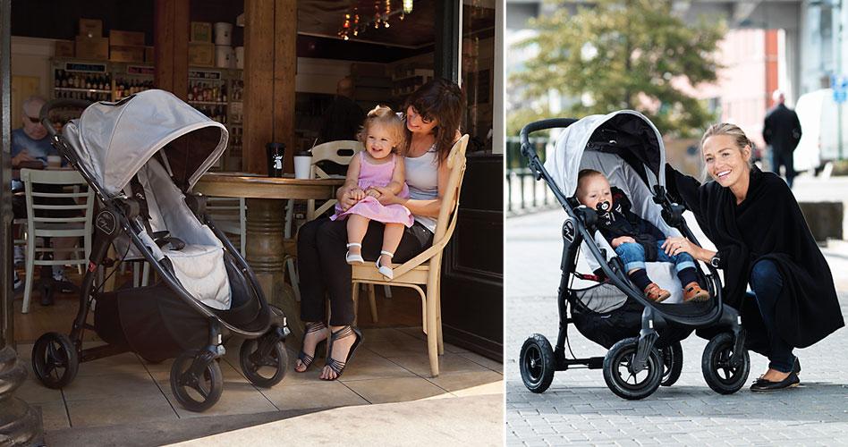 baby jogger city versa ambience
