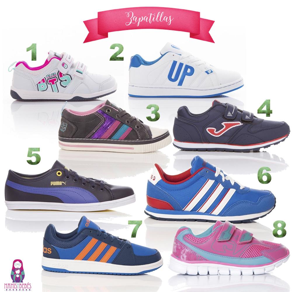 sprinter zapatillas