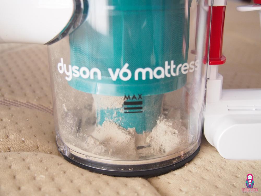 Opinión de Dyson V6 Mattress