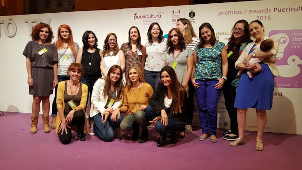 Blogueras Puericultura Madrid