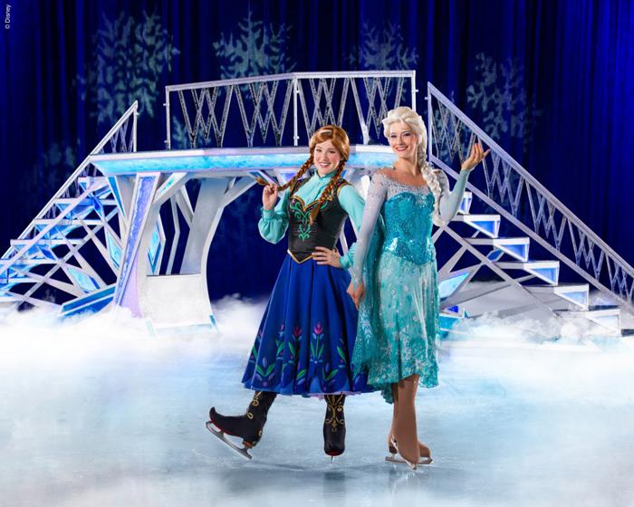 Disney on ice 2016 Frozen