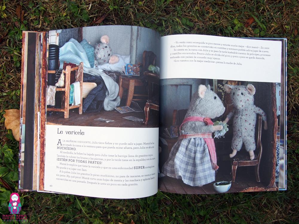 la casa de los ratones, Karina Schaapman. libros para niños