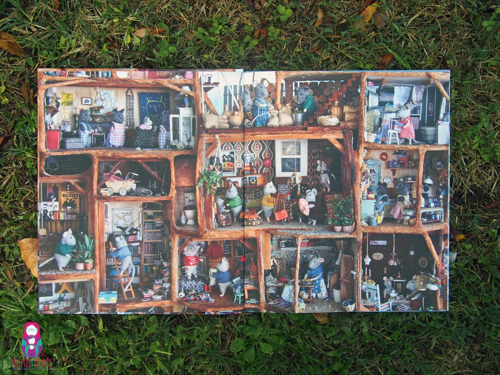 Lecturas infantiles. la casa de los ratones, Karina Schaapman