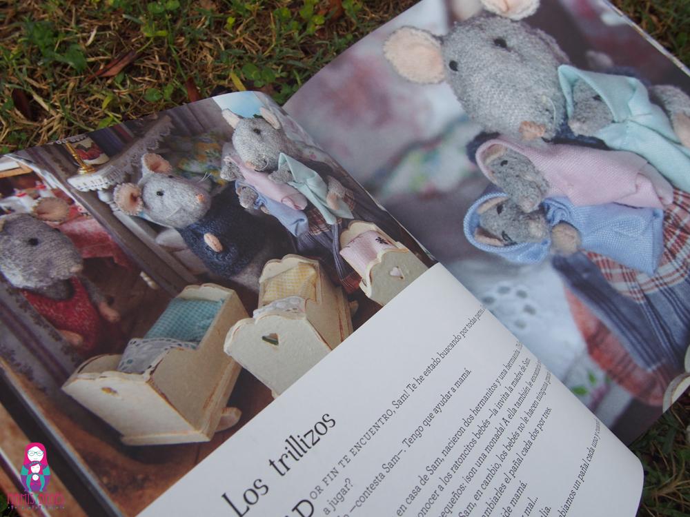 la casa de los ratones, Karina Schaapman, literatura infantil