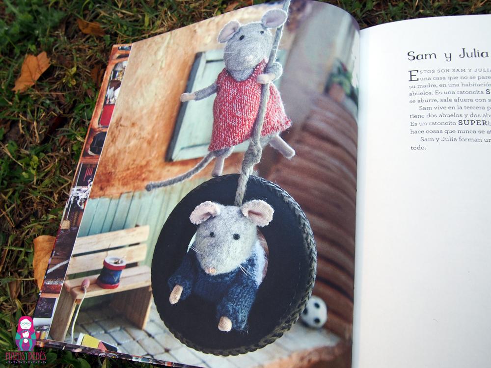 la casa de los ratones, Karina Schaapman