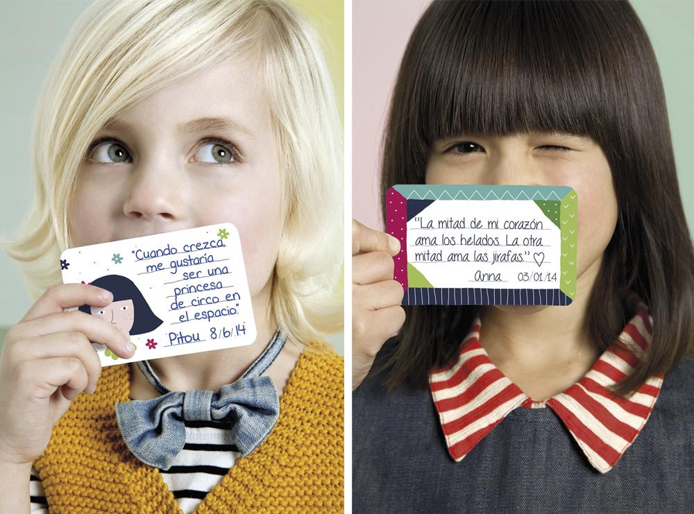 Milestone minicards