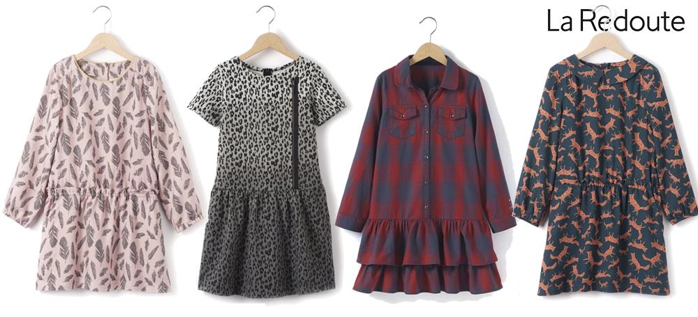 vestidos jovencitas laredoute