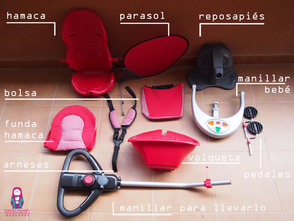 Feber Baby Trike Easy Evolution