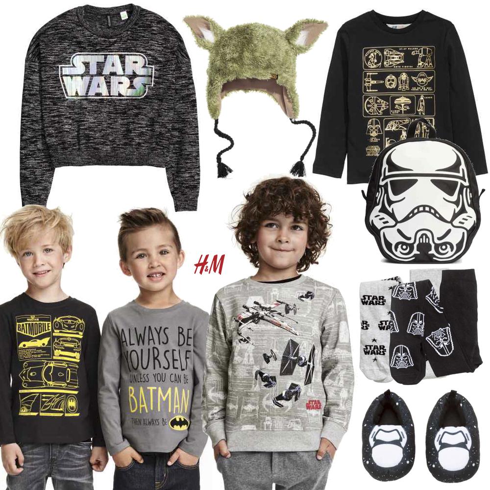 hm star wars