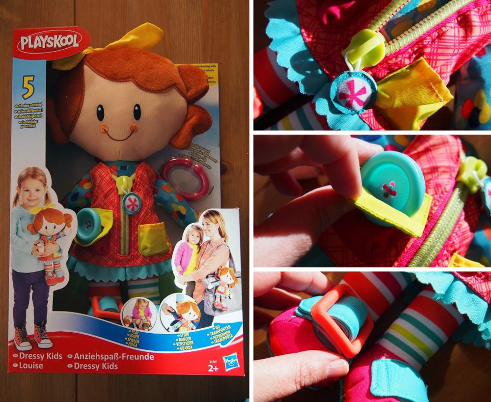 Playskool dressy kid