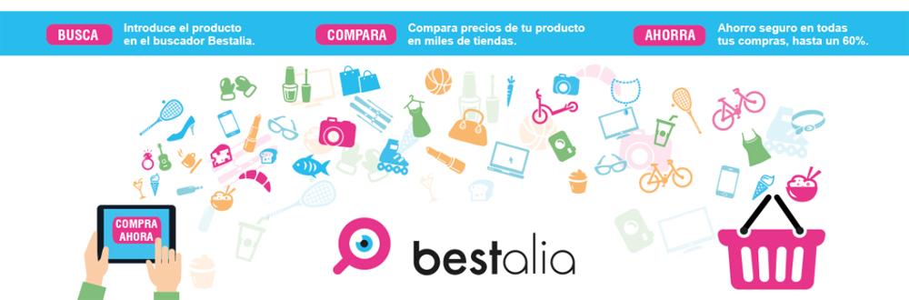 Comparador tiendas online Bestalia