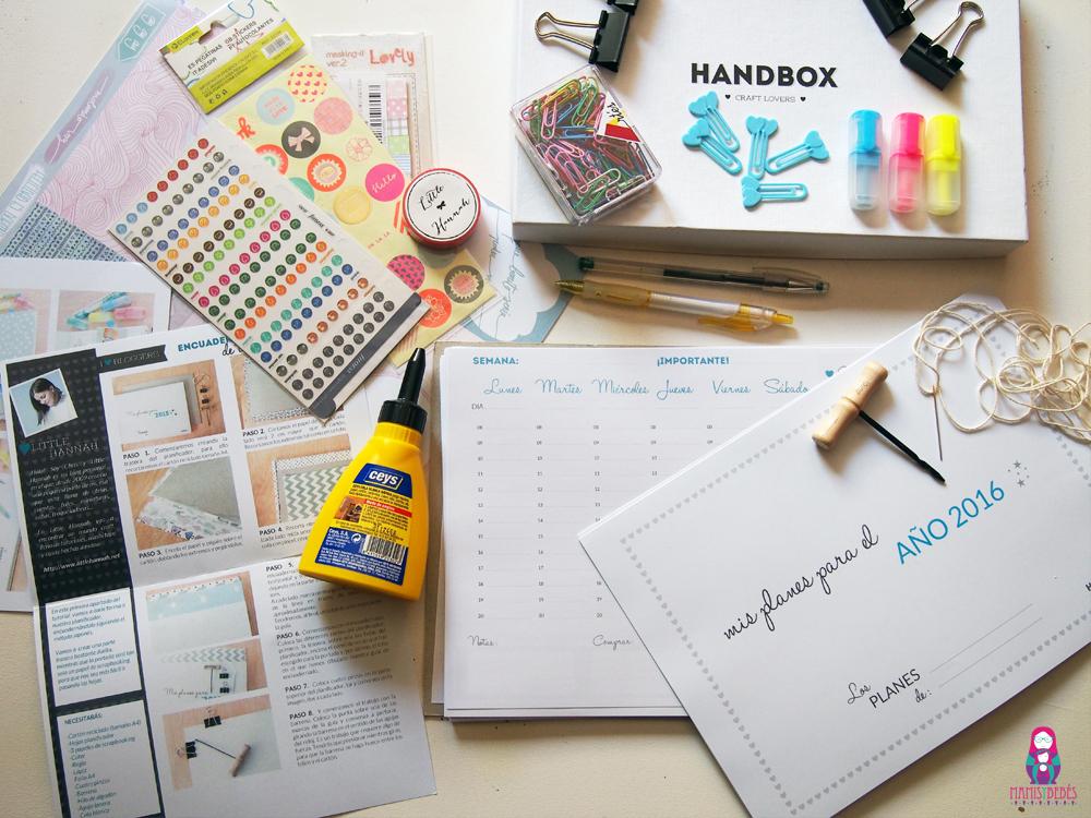 Planning de Handbox