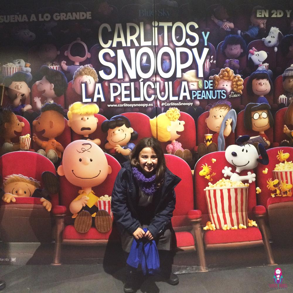 Carlitos y Snoopy 01