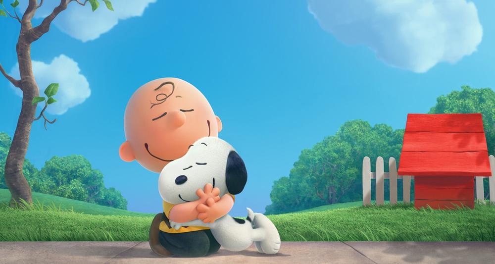 Carlitos y Snoopy la película