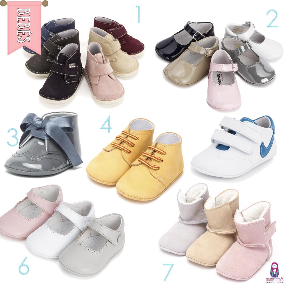 pisamonas calzado bebe