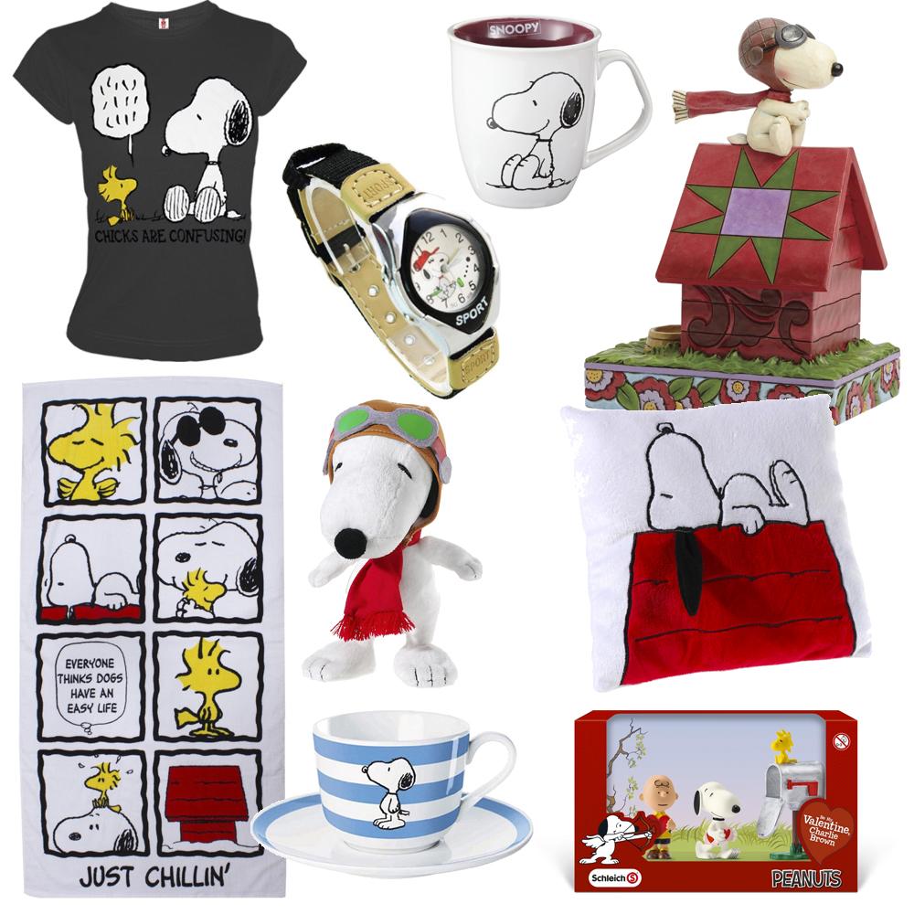 Snoopy merchandising