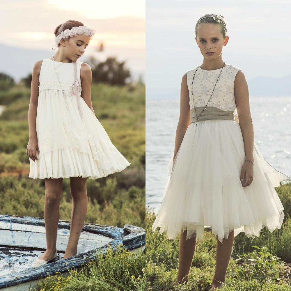 vestidos cortos rubio kids