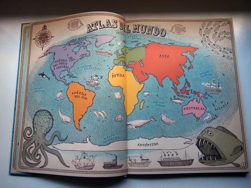 Atlas del mundo Continentes