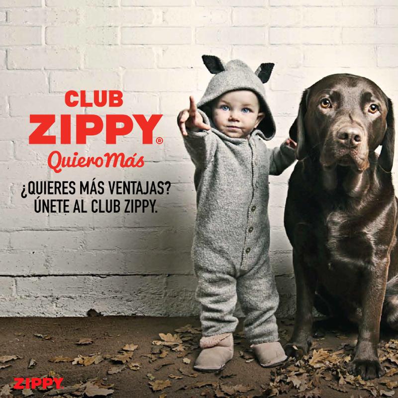 Club zippy quiero mas