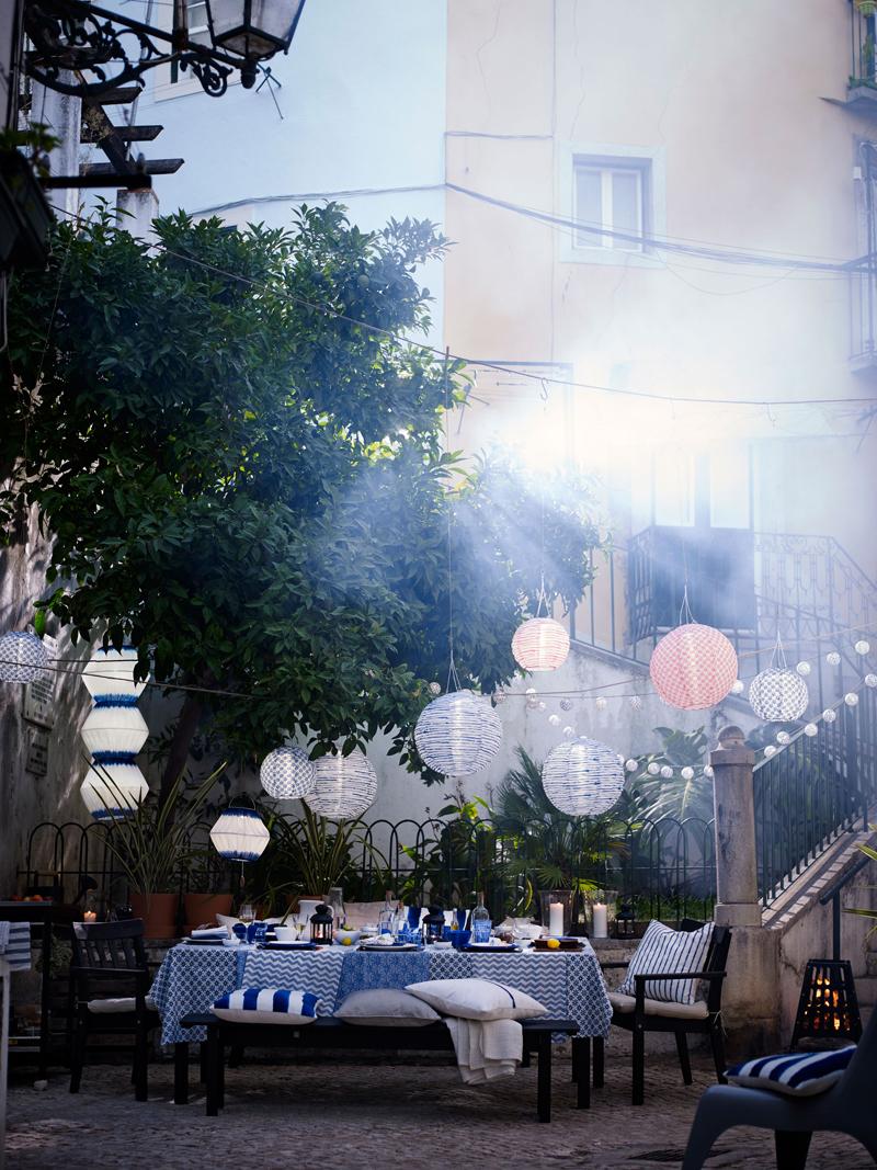 Ikea decoracion terrazas