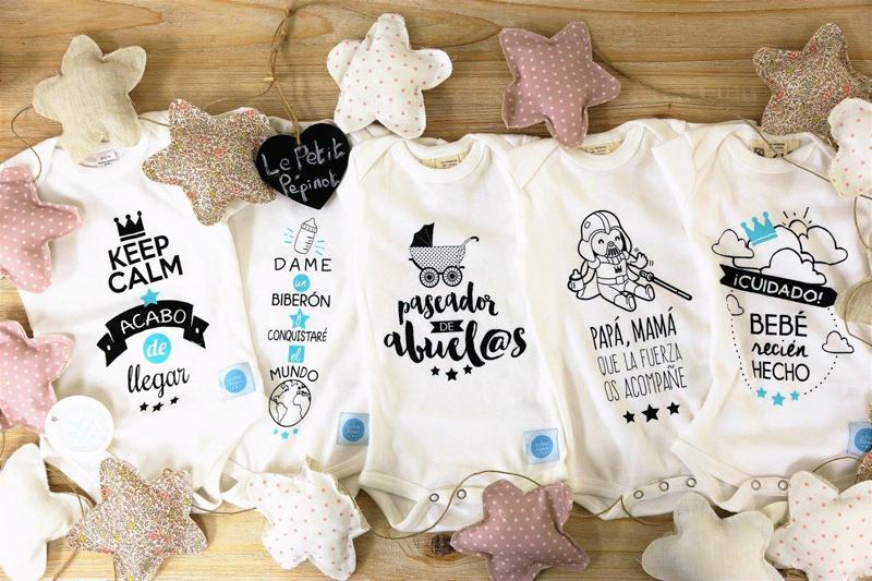 Le petit pepinot, Regalos originales para bebés