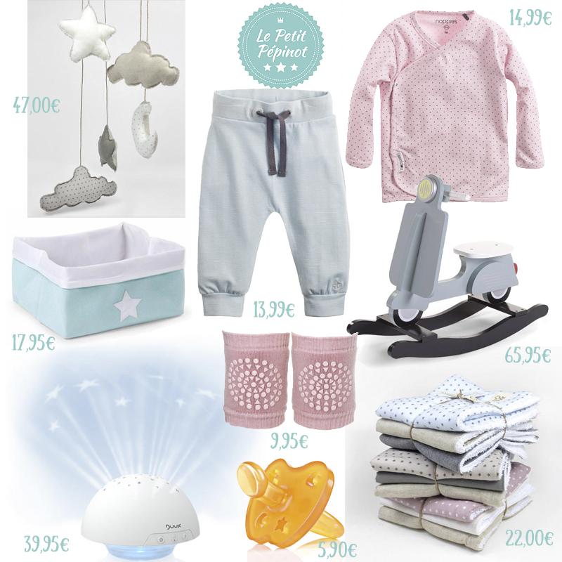 Regalos originales para bebés, Le petit pepinot