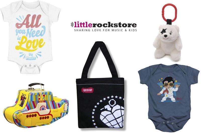 Tienda Littlerockstore ropa rockera