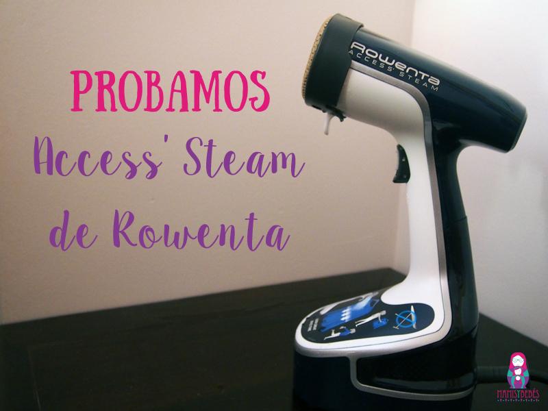 Access Steam de Rowenta