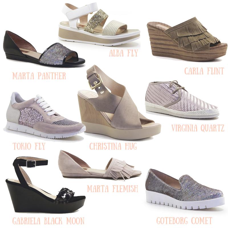 calzado de verano Humat