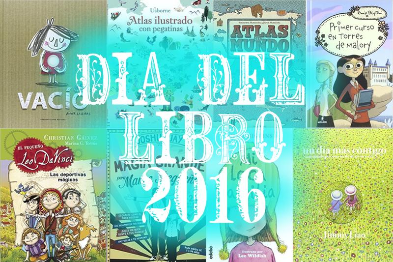 dia del libro 2016