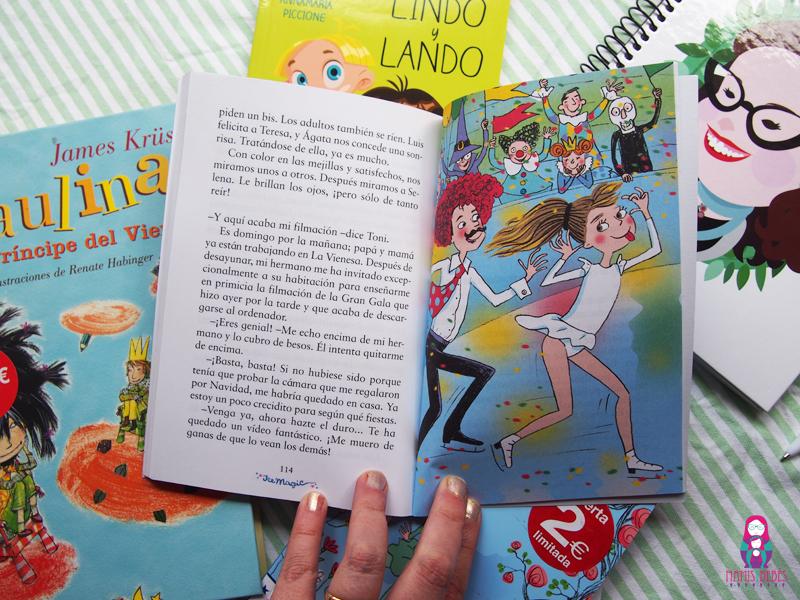 libros infantiles por menos de 5 euros