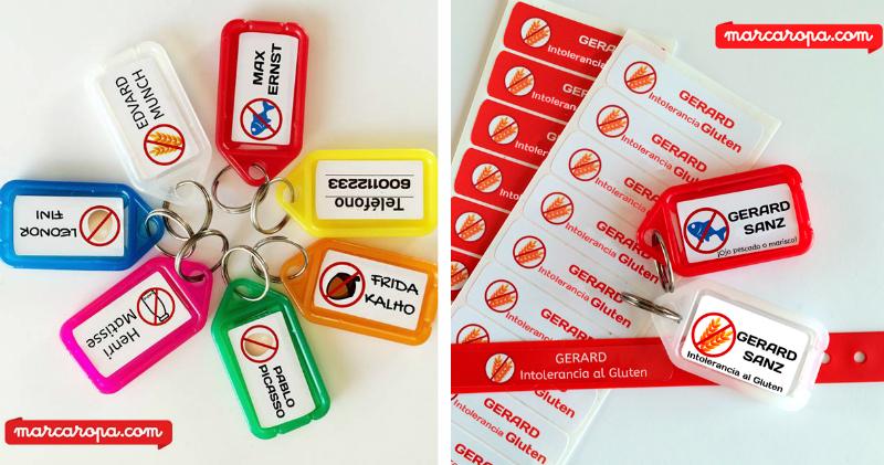 marcaropa etiquetas alergias