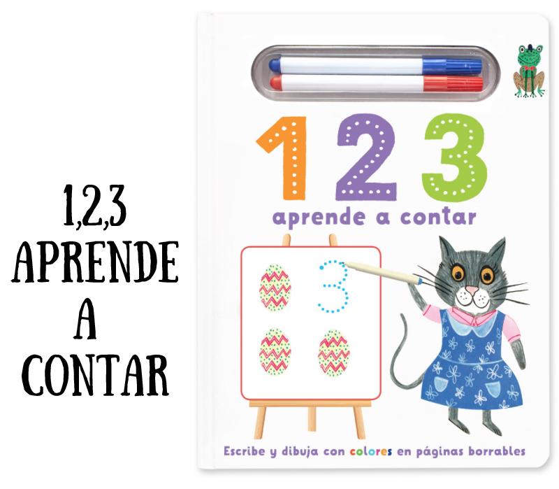 1 2 3 aprende a contar