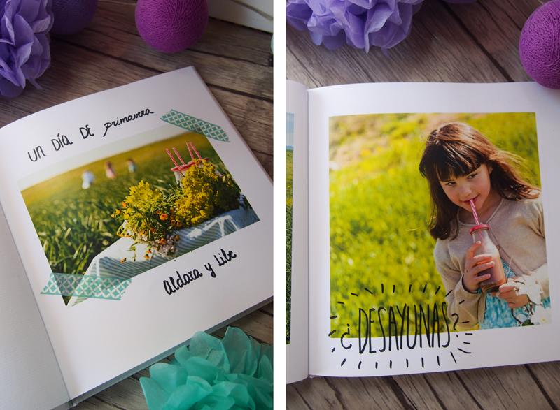 Crear un album de fotos online con Lalalab