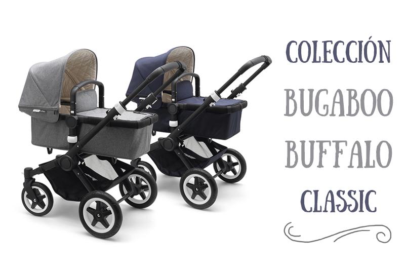 os presento la colecci n bugaboo buffalo classic mamis y beb s. Black Bedroom Furniture Sets. Home Design Ideas