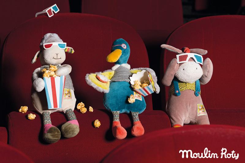 El señor globo Toys- Moulin Roty