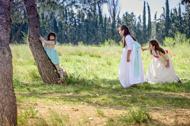 fotos de comunión originales Silver Moon Zaragoza