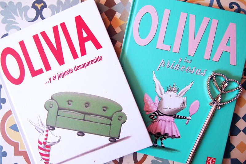 libros infantiles olivia