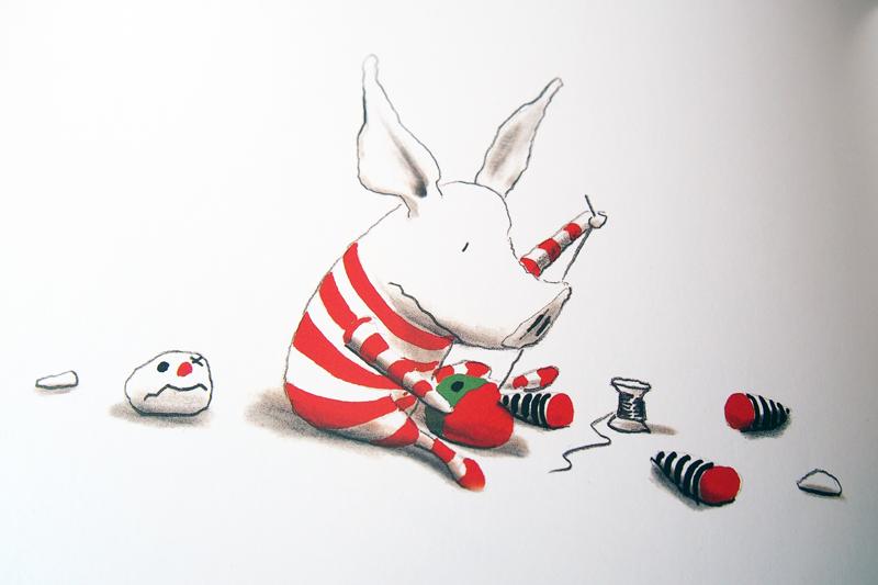 Olivia y el juguete perdido