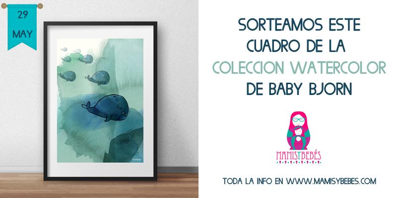 sorteo watercolor