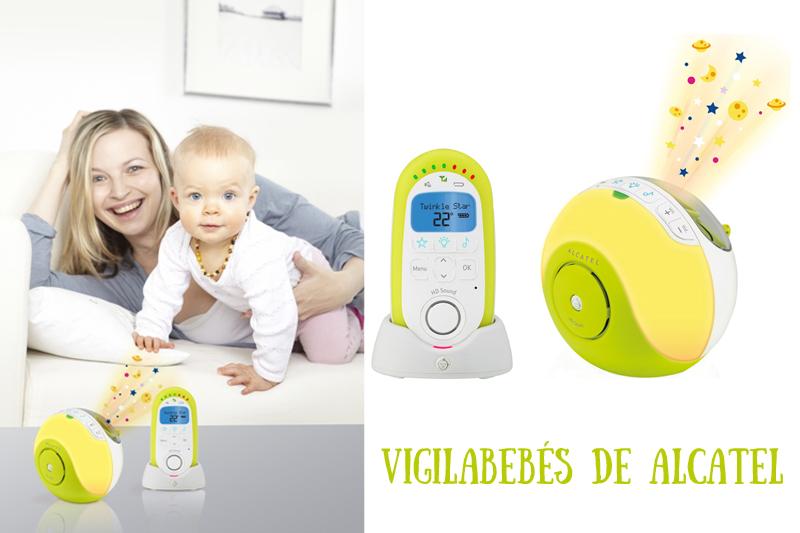 baby link, la gama vigilabebés alcatel
