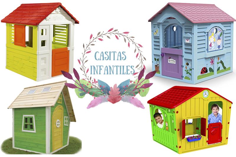 Casitas infantiles para jard n mamis y beb s for Casas de plastico para jardin