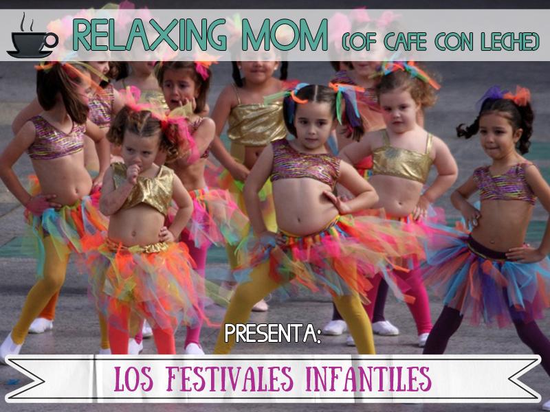los festivales infantiles