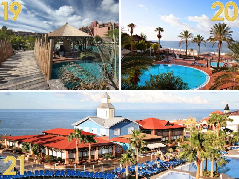 Mejores hoteles familiares 19-20-21
